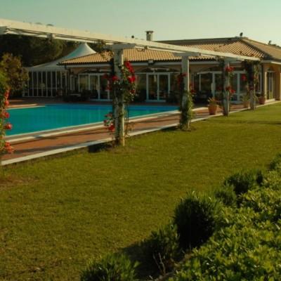 Angolo Piscina Smeraldo Al Parco Agriturismo Lecce