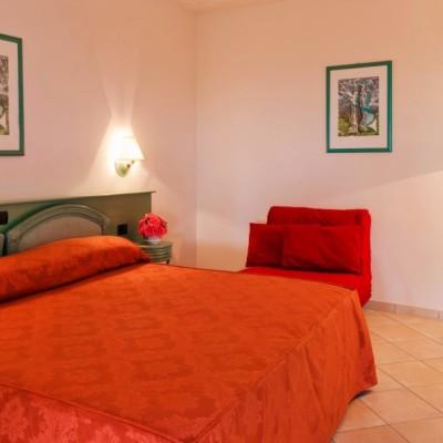 Camera Matrimoniale Al Parco Agriturismo Lecce
