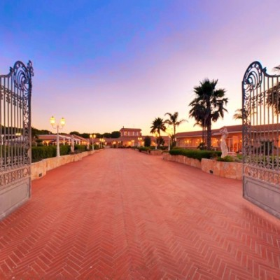 Ingresso Al Parco Agriturismo Lecce